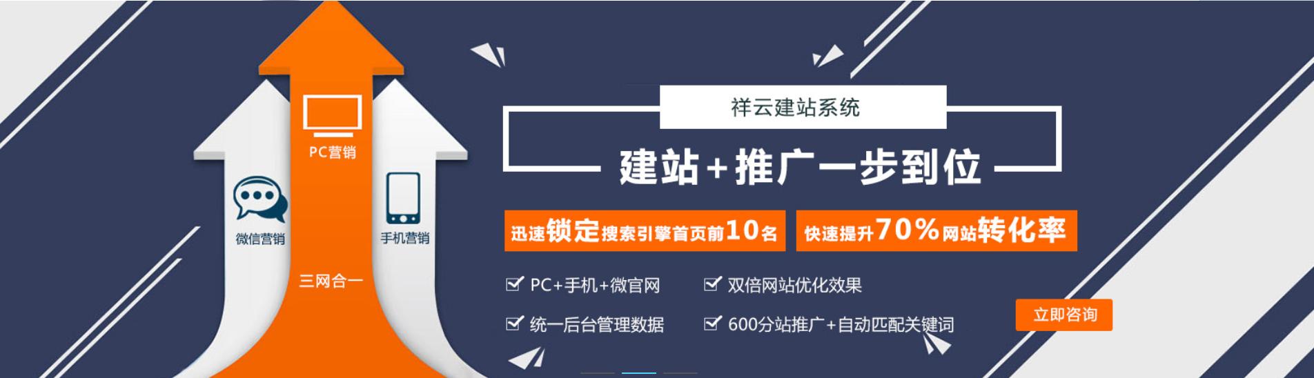 重庆网站建设推广
