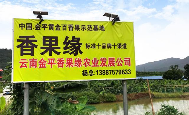 云南金平香果缘农业发展有限公司